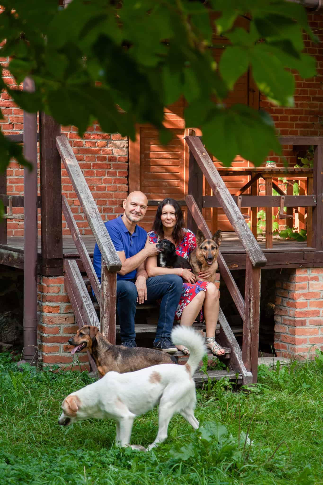Ania i Jacek 2 - Młyn Tomaryny
