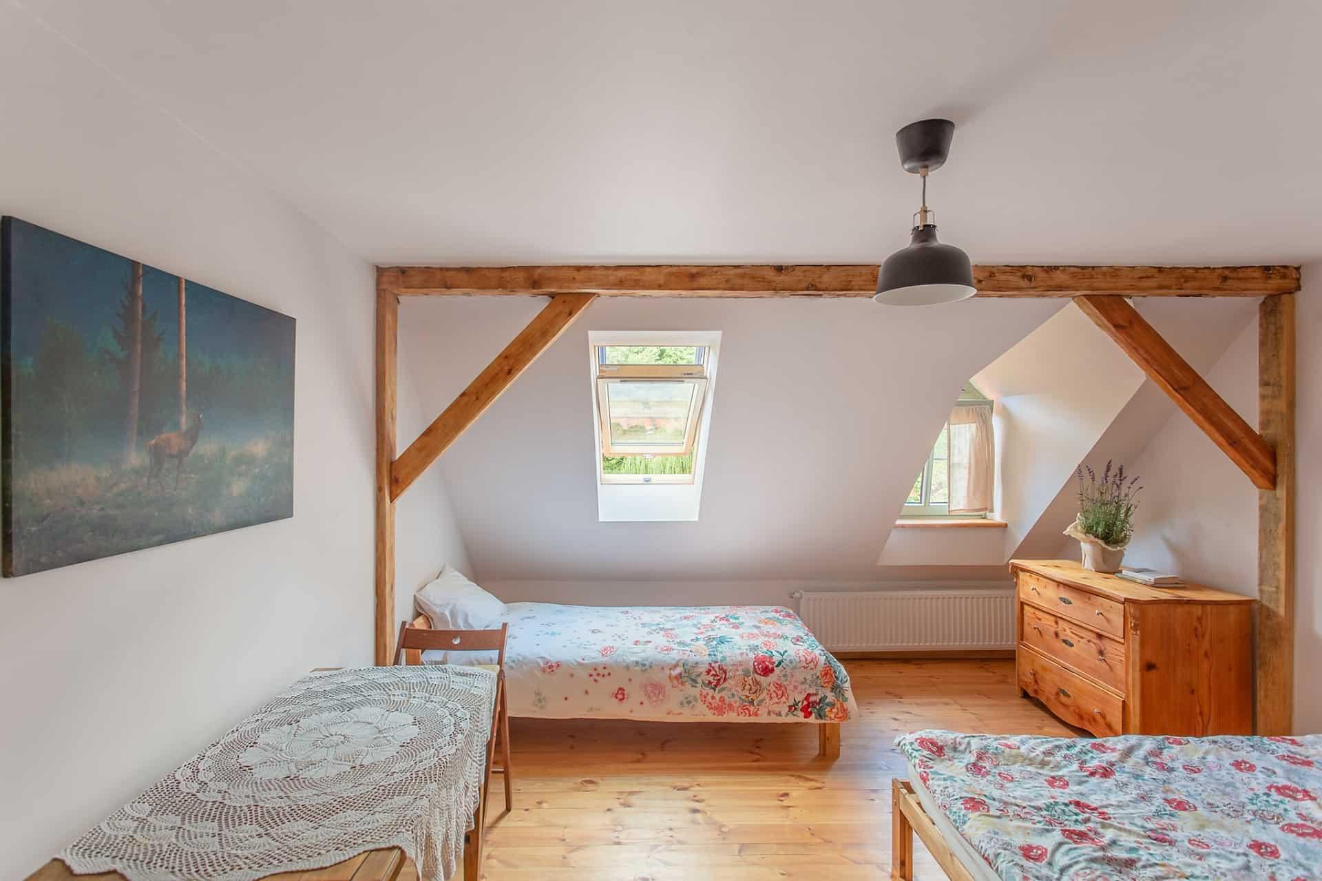 Pokój nr 2 Zielny - Młyn Tomaryny