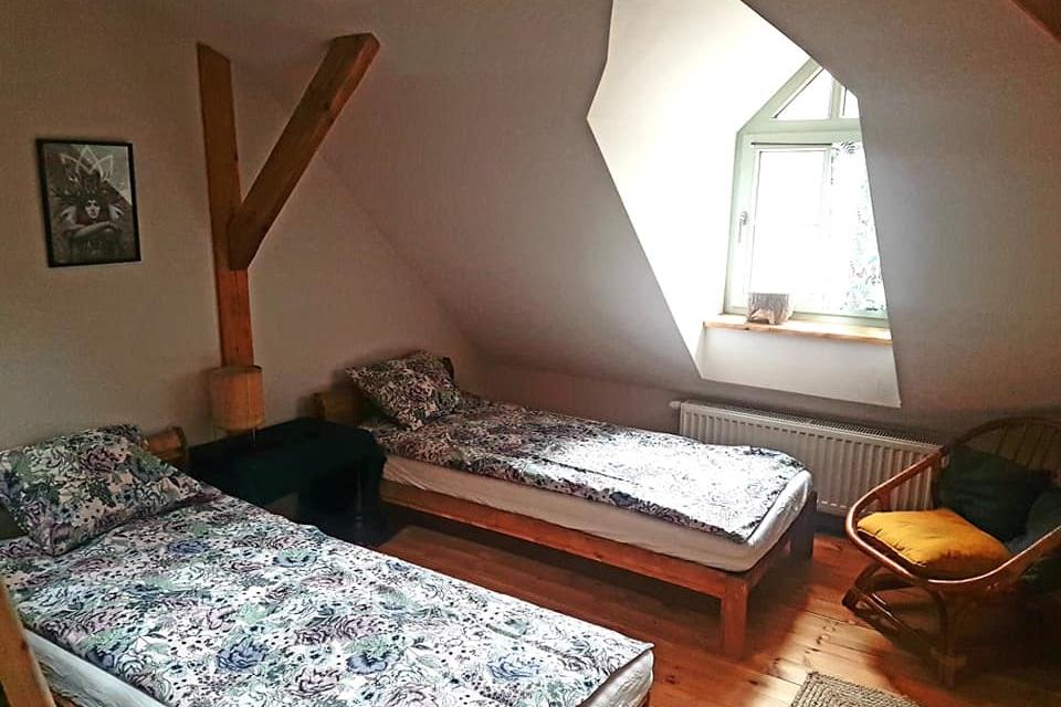 Pokój nr 5 Pszeniczny - Młyn Tomaryny (4)