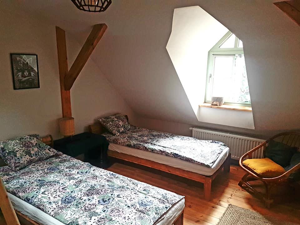 Pokój nr 3 Żytni - Młyn Tomaryny (1)